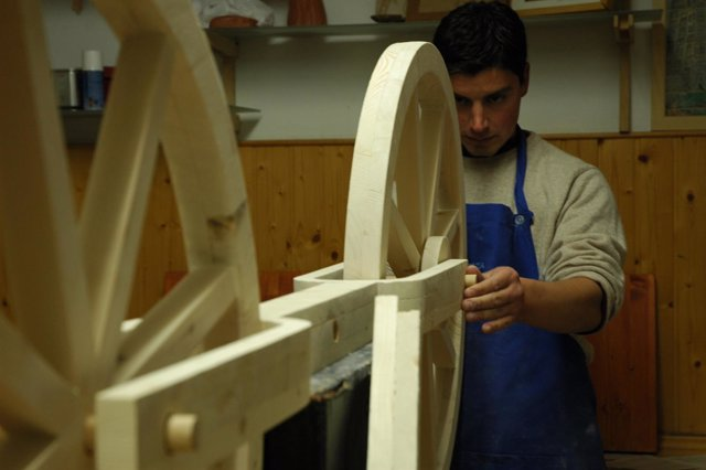 Muestra 'Los inventos de Leonardo Da Vinci'
