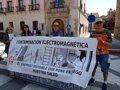 PIDEN PROTECCION PARA LA SALUD TRAS EL DESPLIEGUE DE LA TECNOLOGIA 5G EN TALAVERA