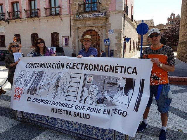Comisión de antenas de Federación de Asociaciones de Vecinos de Madrid