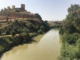 Foto: Alcaldesa de Alcalá (Sevilla) pide mayor control sobre los vertidos a la cuenca del río para reducir la contaminación