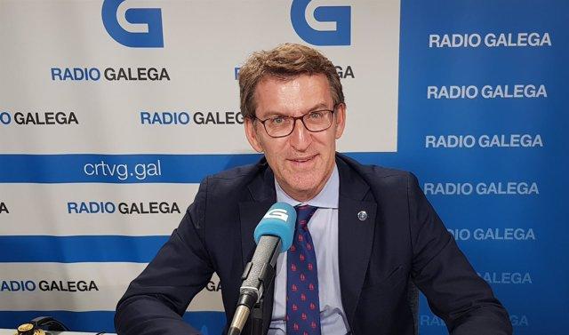 ))))(((((Rg Nota + Imaxen A Entrevista Co Pte. Da Xunta De Galicia 24 06 18