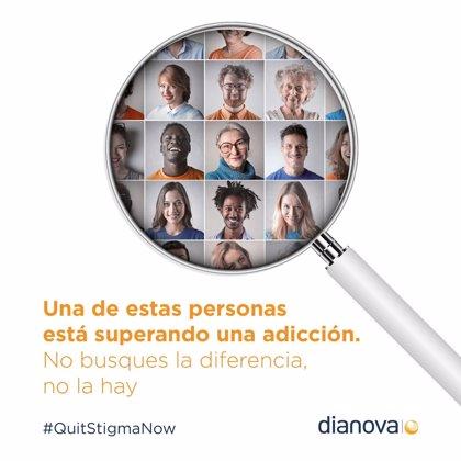 La Red International Dianova lanza una campaña para acabar con el estigma de las personas con adicción