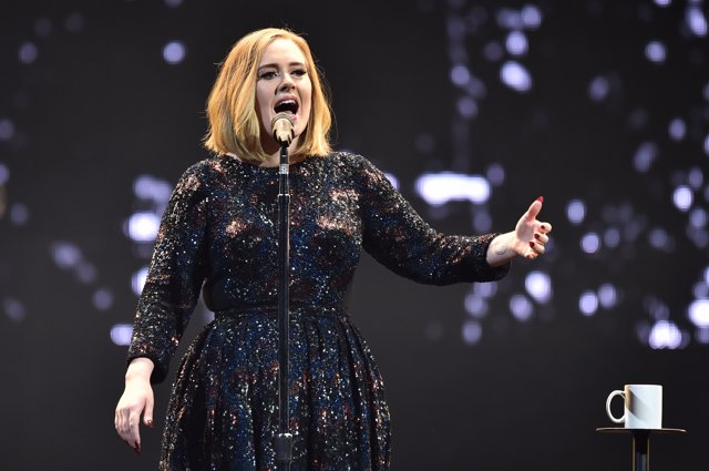 Adele/Getty