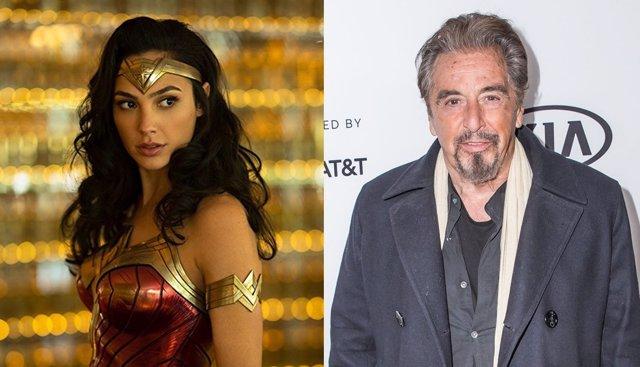Gal Gadot y Al Pacino