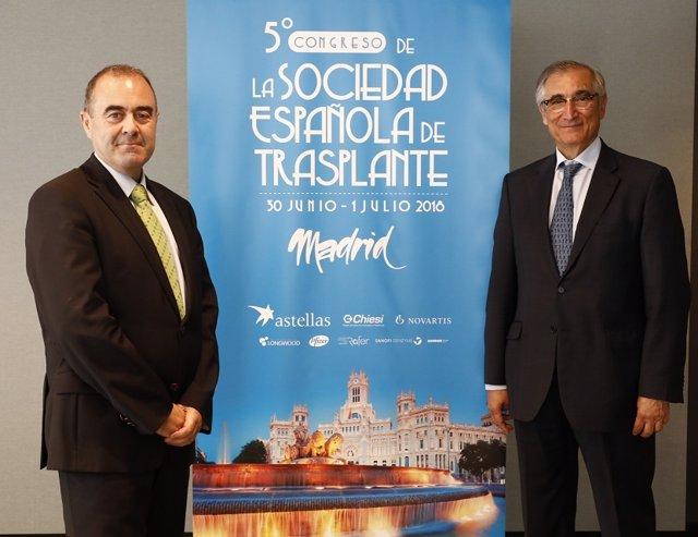 5º Congreso De La Sociedad Española De Trasplante