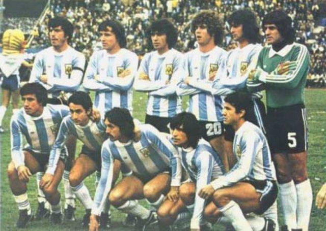 MUNDIAL DE FÚTBOL 1978