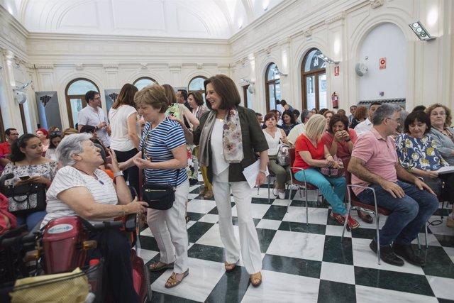 Presentación del mapa andaluz de servicios sociales