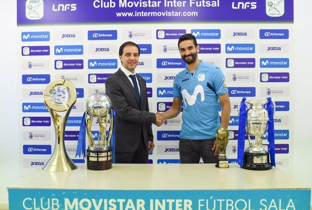 Humberto renueva por el Movistar Inter