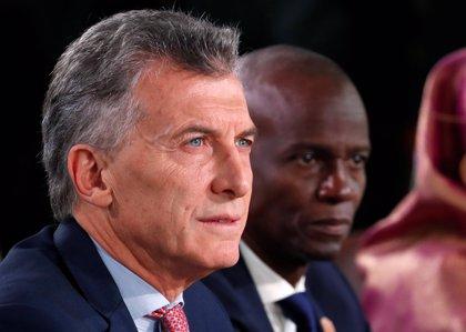 """Macri ofrece """"diálogo"""" en medio de otra huelga general contra la política económica del Gobierno"""