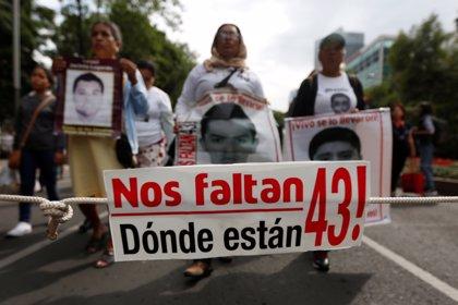 Los escolares mexicanos estudiarán casos de desapariciones forzadas como el de los 43 'normalistas' en Iguala