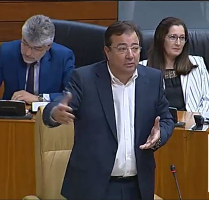 El Debate sobre el Estado de la Región arranca este martes en la Asamblea con el discurso de Fernández Vara