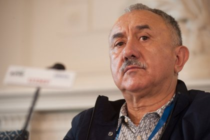 """Álvarez, sobre el pacto salarial con CEOE: """"Iniciamos un camino para recuperar salarios y derechos"""""""