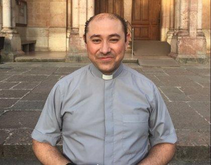 Jorge Cabal, nuevo vicario episcopal de Gijón oriente