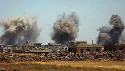 El Ejército sirio gana terreno a las fuerzas rebeldes en el suroeste de Siria