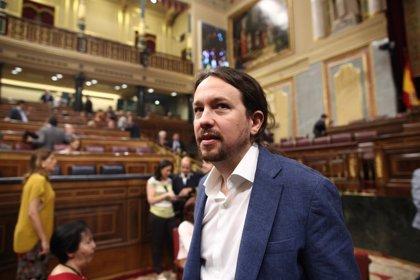 """Iglesias sobre Torra: """"El presidente tiene claro que no es el momento de unilateralidades"""""""