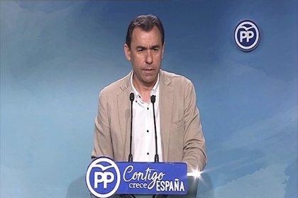 """Maillo estima que sólo votarán en las primarias """"en torno al 7 u 8 por ciento"""" de los 860.000 afiliados censados"""