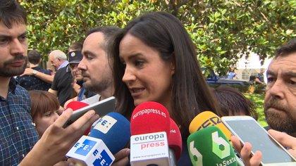 """Cs carga contra Carmena por no """"no bajar a tierra"""", dedicarse a propaganda, """"engañar"""" y """"no estar donde se la espera"""""""