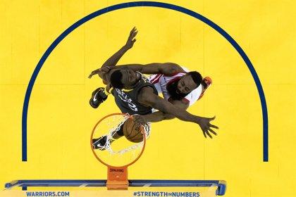 James Harden, 'MVP' de la NBA