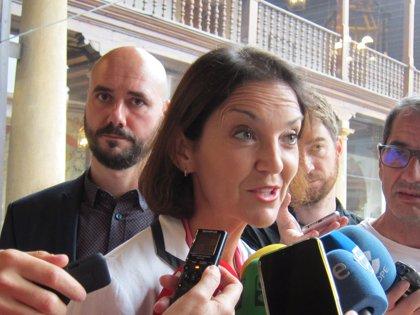 """La ministra Reyes Maroto apuesta por una transición ecológica """"sostenible y dialogada"""""""