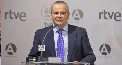 Juanma Romero ('Emprende' del Canal 24 Horas) presenta su candidatura a la Presidencia de RTVE