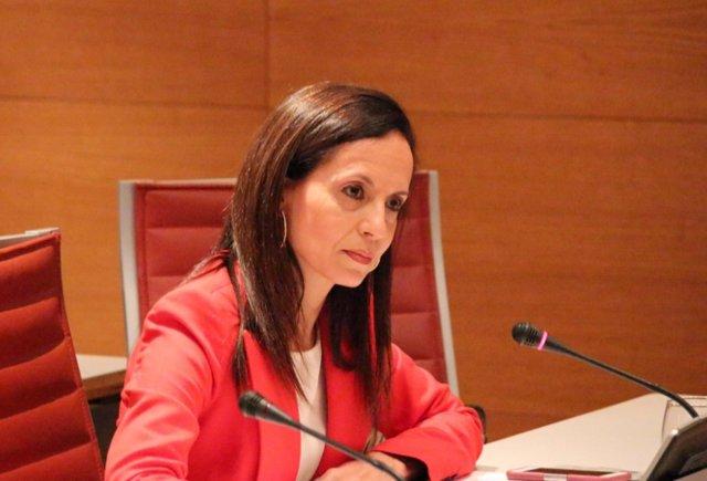 Beatriz Corredor, exministra Vivienda del PSOE