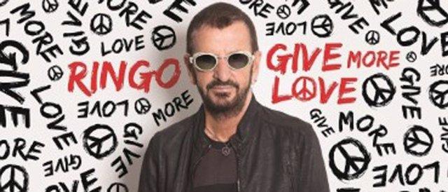 El 'ex Beatle' Ringo Star