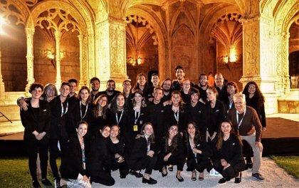 El Coro Juvenil de Auditorio de Tenerife logra tres premios en el Festival de Verano de Lisboa