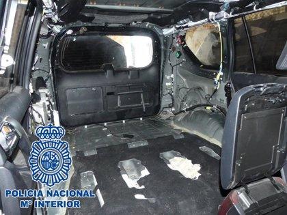 Desarticulada en Sanlúcar una banda criminal que realizaba 'vuelcos' y extorsiones por deudas de droga