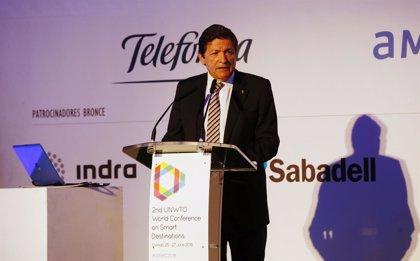 """Javier Fernández elogia la """"buena gestión"""" turística del Principado: """"No hemos malbaratado ni uno solo de los recursos"""""""