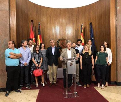El alcalde de Zaragoza confía en que el Plan de vivienda tenga 7 millones de subvención del programa europeo ELENA