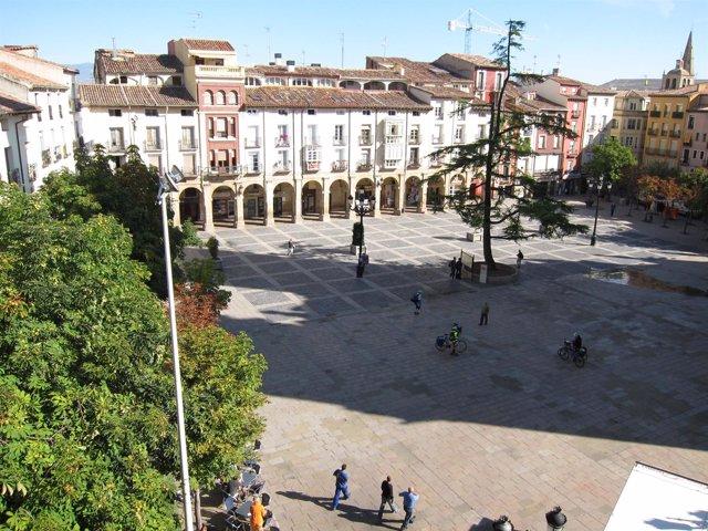 Plaza del Mercado de Logroño