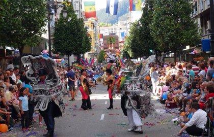 El alcalde admite que la SOF no podrá organizar el Día de América en Asturias este año