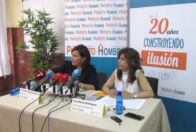 Presentación de la memoria de la Fundación Aldaba-Proyecto Hombre