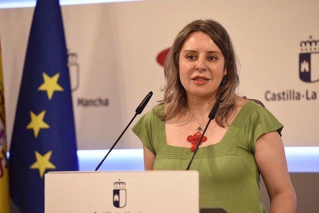La directora del Instituto de la Mujer de C-LM, Araceli Martínez