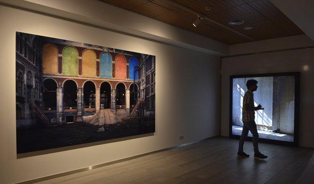 Exposición de José Manuel Ballester en Fundación Bancaja de València