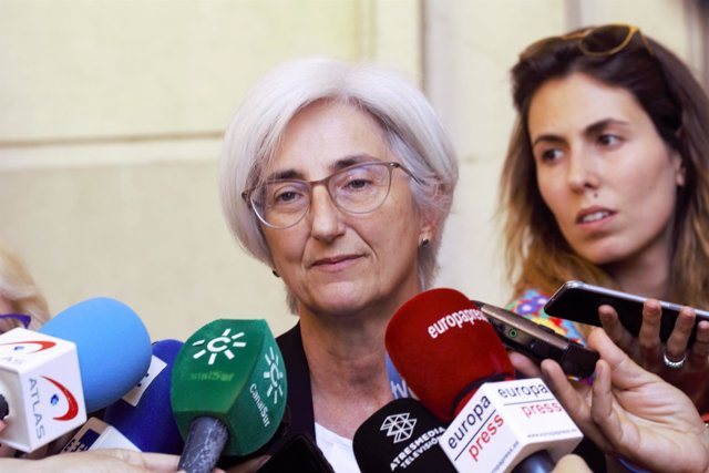 María José Segarra, propuesta como Fiscal General del Estado