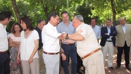 """Moreno ve """"normal"""" que direcciones provinciales digan abiertamente su opción para liderar el PP"""