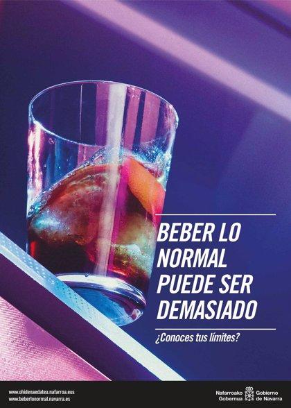 Salud relanza su campaña 'Beber lo normal puede ser demasiado, ¿conoces tus límites?' sobre el consumo de alcohol