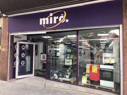 Miró Electrodomésticos supera el concurso de acreedores