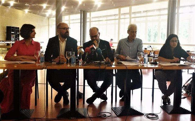 Martiño Noriega y Paul Daniel presentan la nueva temporada de la Real Filarmonía