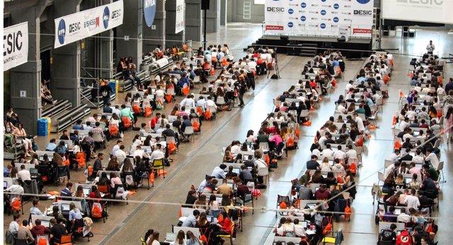 Los jóvenes gallegos, los más pesimistas respecto al empleo de su colectivo