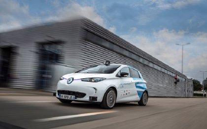 El servicio bajo demanda de vehículos autónomos de Renault llegará a Francia en el último trimestre