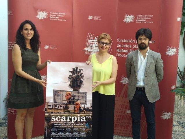Ruz (centro) presenta una nueva edición de 'Scarpia'