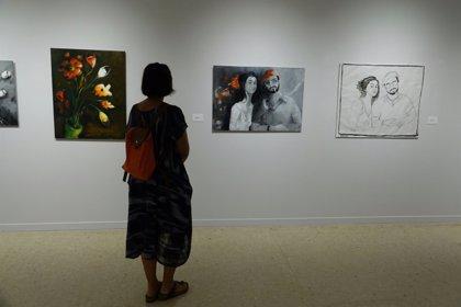 La Sala Moreno Villa se adentra en la belleza del drama a través de la obra de María Akaso
