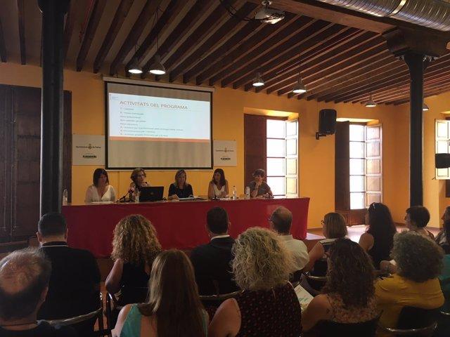 Presentación del Programa de Salud Infanto-Adolescente (PSIA)