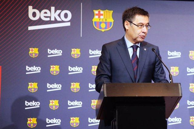 Josep Maria Bartomeu (Barcelona)