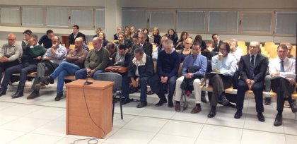 La Audiencia convoca a siete de los condenados de Emarsa para decidir si ingresan en prisión hasta sentencia firme
