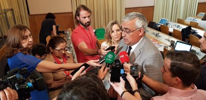 """Junta afirma que, una vez aprobados los PGE, la """"prioridad"""" del Gobierno tiene que ser una nueva financiación autonómica"""