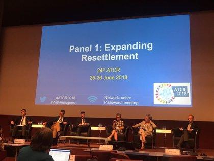 Gobierno Vasco defiende en Ginebra implicación directa de los gobiernos autonómicos en el reasentamiento de refugiados