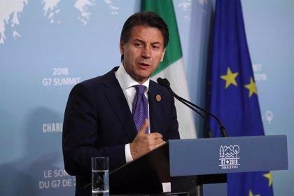 """Conte asegura que el 'Lifeline' """"atracará en Malta"""" y que Italia acogerá a """"parte"""" de los migrantes"""